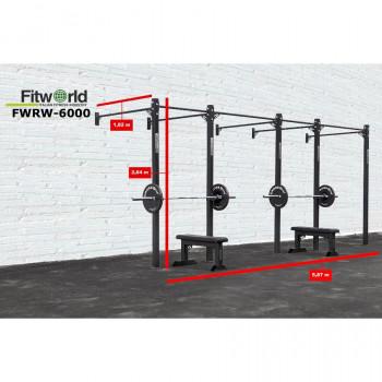 FWRW-6000 Рама FitWorld