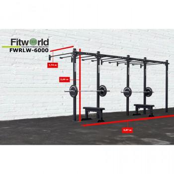 FWRWL-6000 Рама FitWorld