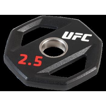 Олимпийский диск UFC 2,5 кг Ø50