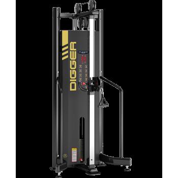 Одиночная блочная стойка Hasttings Digger HD024-1