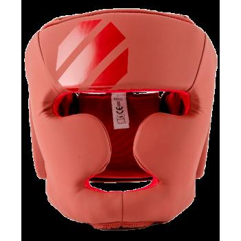 (UFC PRO Tonal Боксерский шлем красный, размер L)