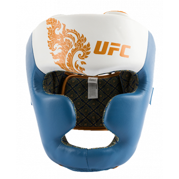 UFC Premium True Thai Шлем для бокса (синий)