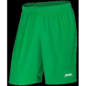 Шорты баскетбольные JBS-1120-031, зеленый/белый, детские
