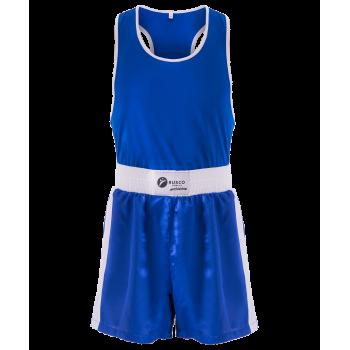 Форма боксерская BS-101, взрослая, синий