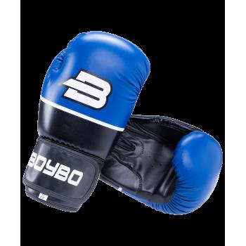 Перчатки боксерские Ultra, 10 oz, к/з, синий