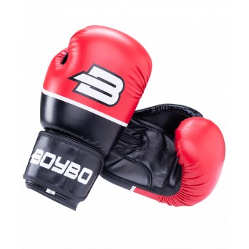 Перчатки боксерские Ultra, 12 oz, к/з, красный
