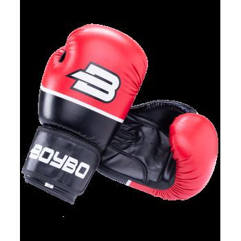 Перчатки боксерские Ultra, 10 oz, к/з, красный