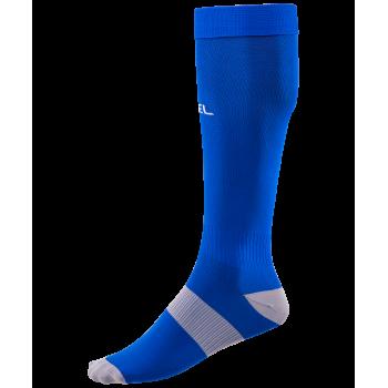 Гетры футбольные Essential JA-006, синий/серый