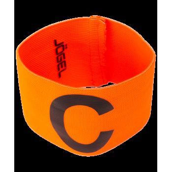 Повязка капитанская для детей JA-127, оранжевый