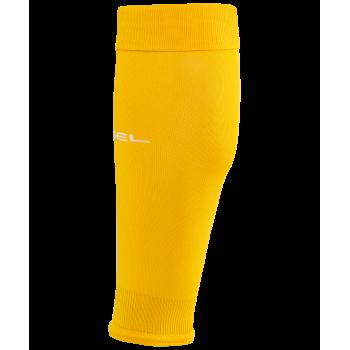 Гольфы футбольные JA-002, желтый/белый
