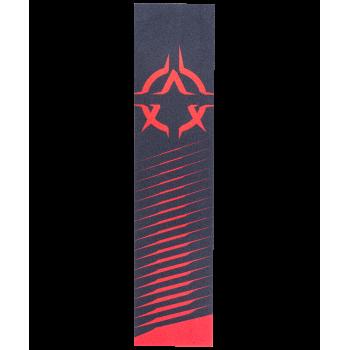 Шкурка для трюкового самоката Red Logo