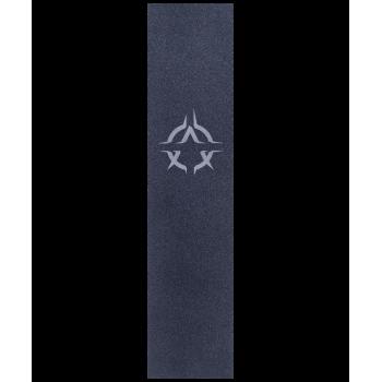 Шкурка для трюкового самоката Grey Logo