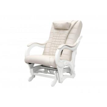 Массажное кресло-глайдер EGO BALANCE EG2003 (Арпатек + светлые подлокотники)