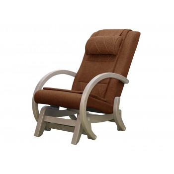 Массажное кресло-качалка EGO TWIST EG-2004 SHIMO Коричневый (TONY8)
