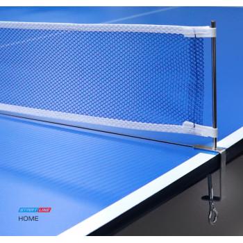 HOME сетка для теннисного стола , крепление - фиксатор.