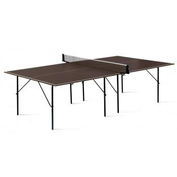 Теннисный стол Hobby Outdoor - стол для настольного тенниса с влагостойким покрытием для использования на открытых площадках дач, загородных домов