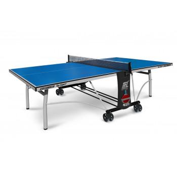 Теннисный стол Top Expert - топовая модель теннисного стола для помещений. Уникальный механизм складывания