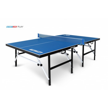 Теннисный стол Play - максимально компактный теннисный стол