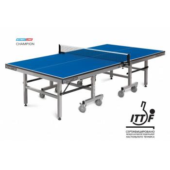 Теннисный стол Champion - профессиональный турнирный стол для настольного тенниса