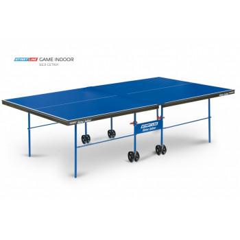 Теннисный стол Game Indoor без сетки - стол для использования в помещениях