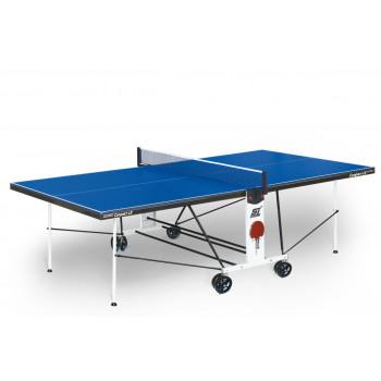 Теннисный стол Compact LX - усовершенствованная модель стола для использования в помещениях