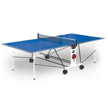 Теннисный стол Compact Light LX - усовершенствованная модель стола для использования в помещениях