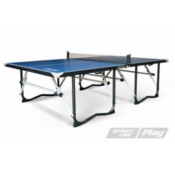 Теннисный стол SLP Play- самый компактный стол для настольного тенниса