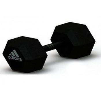 Гантель гексагональная Adidas 15 кг