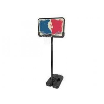 Баскетбольная стойка Spalding Logoman Series Portable 44 Composite