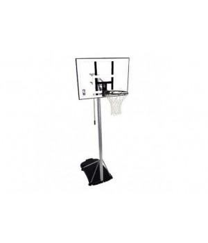 """Баскетбольная стойка Spalding Silver 44"""""""
