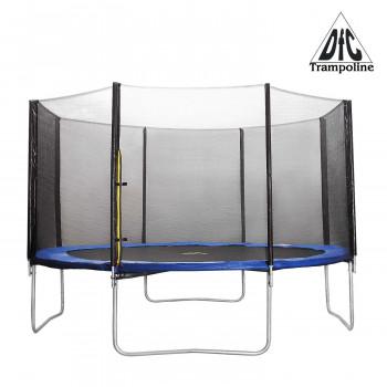 Батут DFC Trampoline Fitness с сеткой 10FT-TR-E