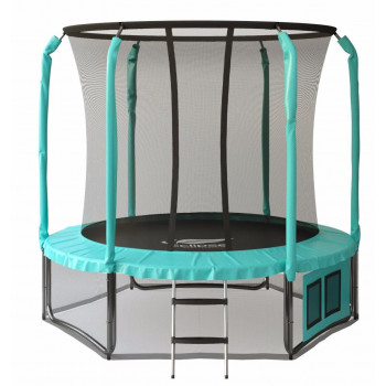 Батут Eclipse Space Green 8 FT