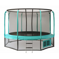 Батут Eclipse Space Green 12 FT