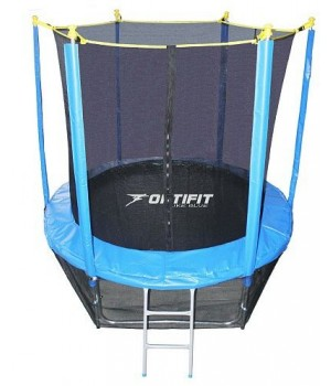 Батут Optifit Like Blue 8ft