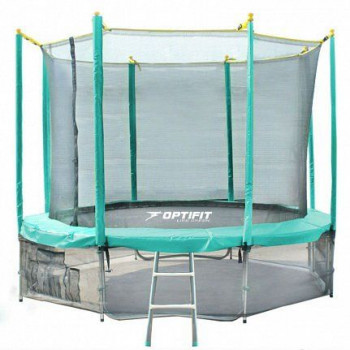 Батут Optifit Like Green 10ft