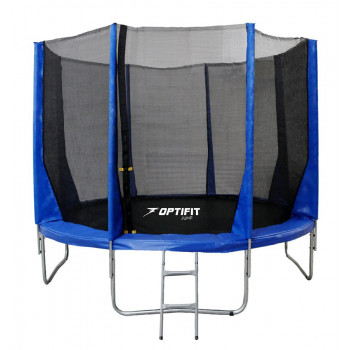Батут OPTIFIT JUMP 16FT синий