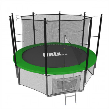 Батут Unix 6 ft inside (green)