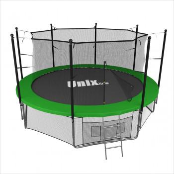 Батут Unix 10 ft inside (green)