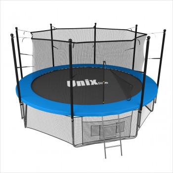 Батут Unix 14 ft inside (blue)