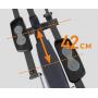 Эллиптический тренажер APPLEGATE E22 A