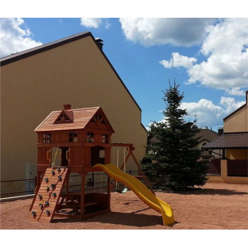 Игровая площадка Rainbow Play Systems Carnival Clubhouse