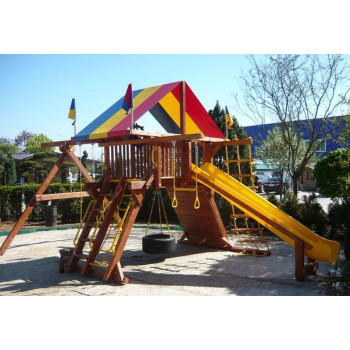 Игровая площадка Rainbow Play Systems Rainbow Castle