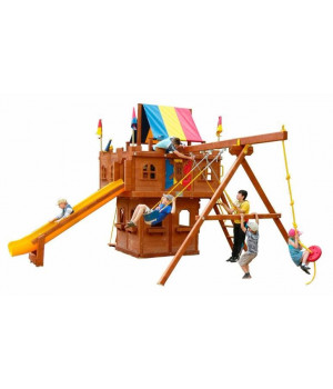 Игровая площадка Rainbow Play Systems Palace
