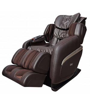 Массажное кресло EGO COSMO EG8808 коричневый