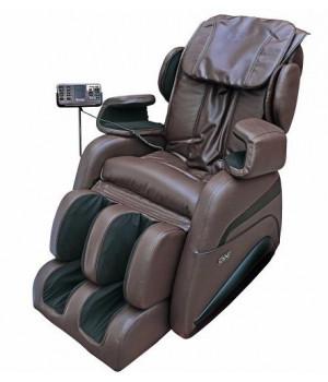 Массажное кресло EGO Tron EG8805 коричневый