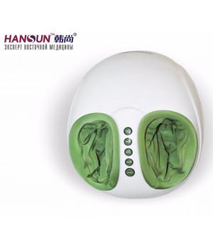 Массажер для ног HANSUN FC8526D зеленый