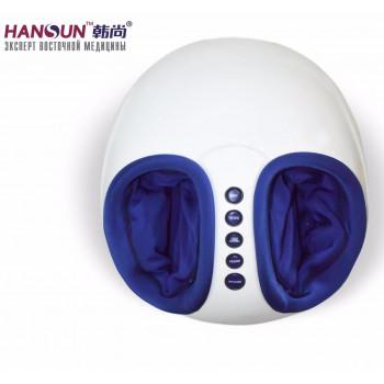 Массажер для ног HANSUN FC8526D синий