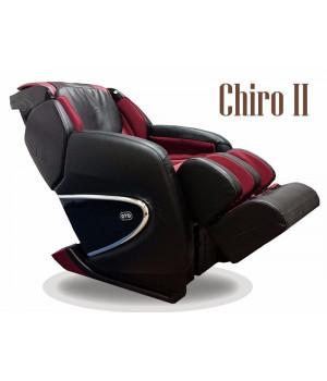 Массажное кресло OTO Chiro II CR-01 Black Rose