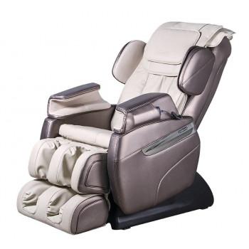 Массажное кресло US Medica Quadro Бронзовый с бежевым
