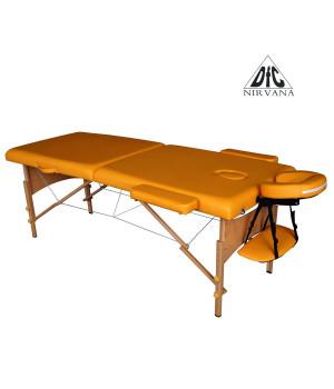 Массажный стол DFC NIRVANA Relax желтый